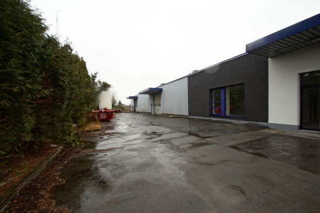 Warehouse to let near the Port of Ghent