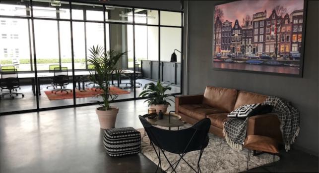 Kantoren te huur in het MC-Square Bedrijvencentrum Leuven