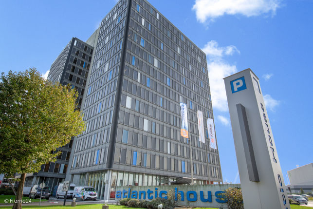 Atlantic house: offices to let in the Antwerp Seaport
