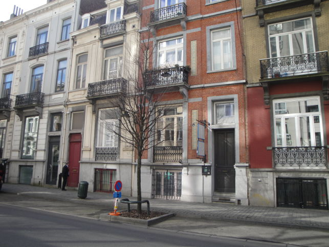 Commercial space to let in Brussels European Quarter