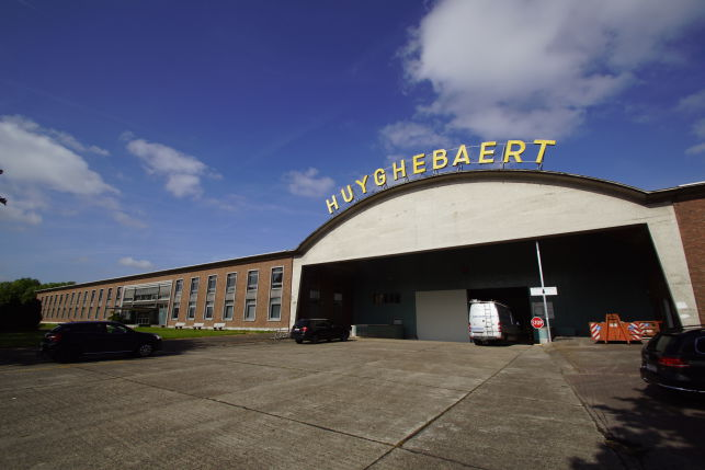 Warehouse to let in Mechelen-South
