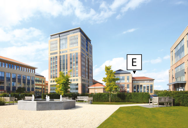 Offices to let in Mechelen Campus E