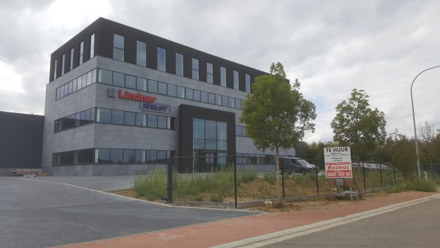 New offices & warehouse for rent in Haasrode near Leuven