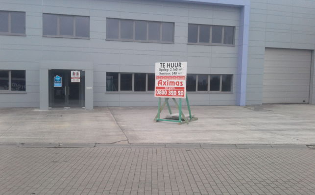 Warehouse for sale & rent in Ghent Nazareth