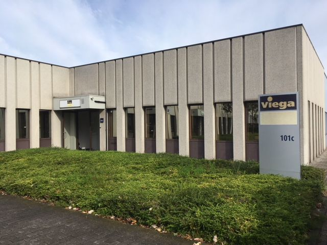 Offices & Warehouse for rent in Brussels Woluwe