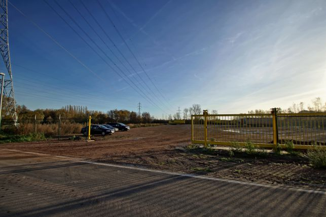 Land for rent in the Port of Ghent