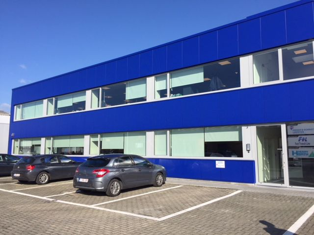 Office space for rent near Port of Antwerp