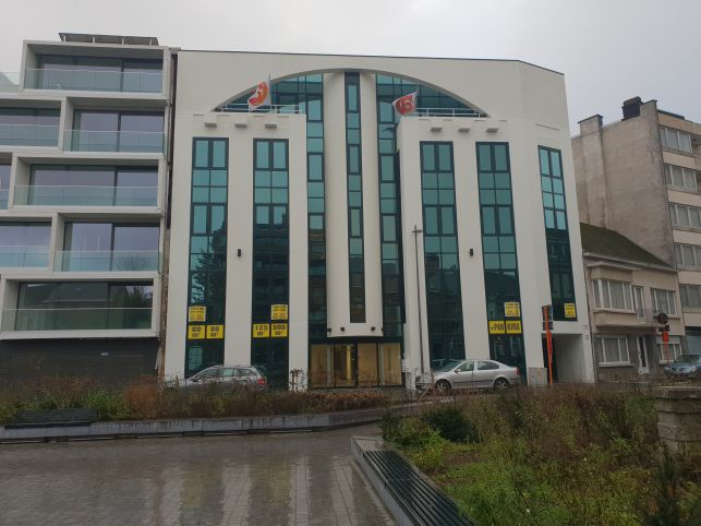 Offices to let near the railway station in Aalst