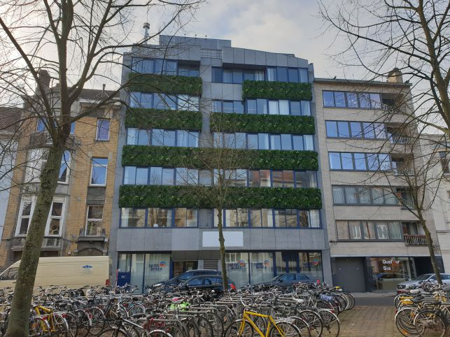 Offices to let at Ghent Saint-Peters