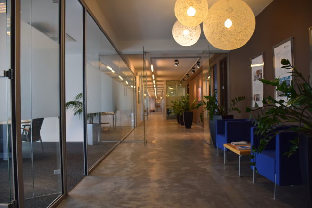 Leuven office space for sale on Campus Remy