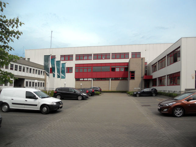 Distribution center for rent in Brussels-West