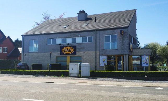 Retail real estate investment for sale in Tongeren