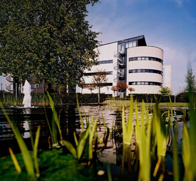 Offices to let in Hasselt Ilgat business park