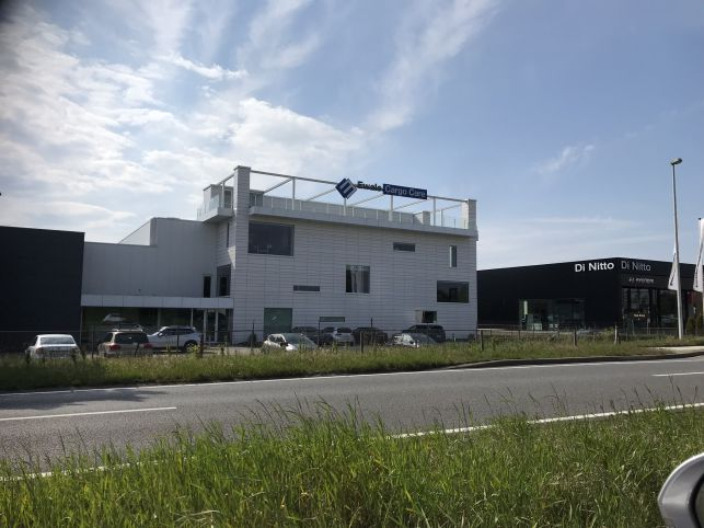 Real estate investment for sale in Genk Limburg close to the E314 and E313 motorways