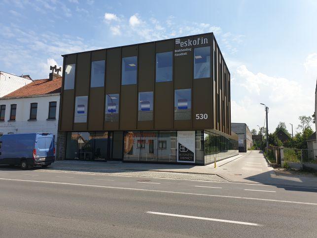 Bureaux à louer dans le quartier des affaires à Destelbergen