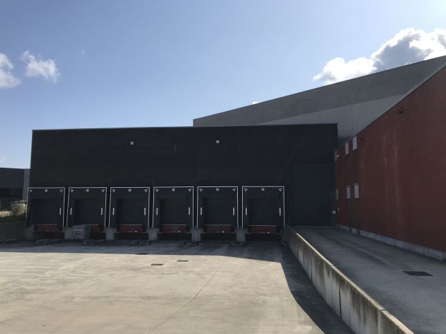 Warehouse to let at Bierset Airport in Liège