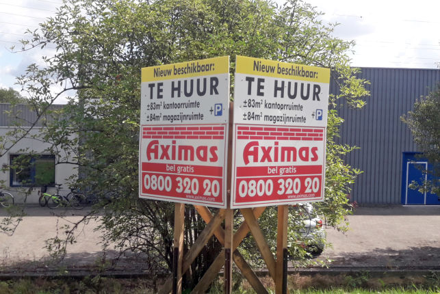 Entrepôt avec bureaux à louer à proximité de Louvain