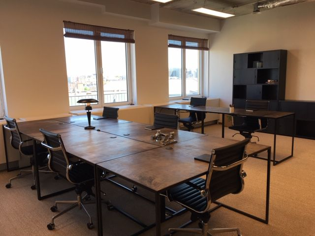 Offices & workstations for rent in Brussels EU district