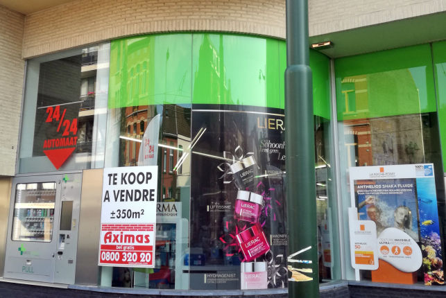 Retail outlet for sale in Brussels West