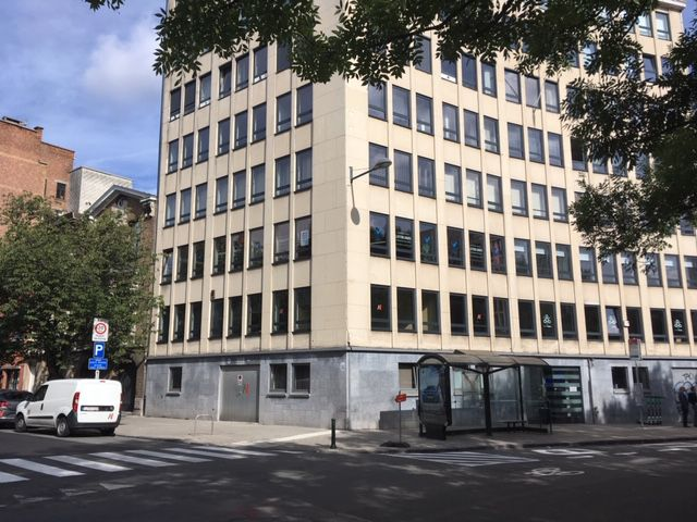Offices for sale Plasky Brussels