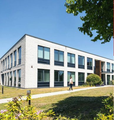 Offices to let in business center near Brussels airport