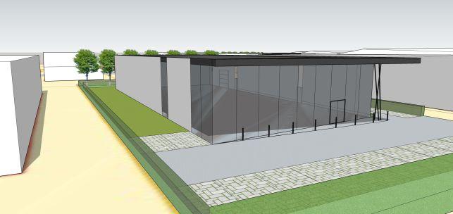 Bedrijfspand met showroom & atelier te huur in Sint-Martens-Latem