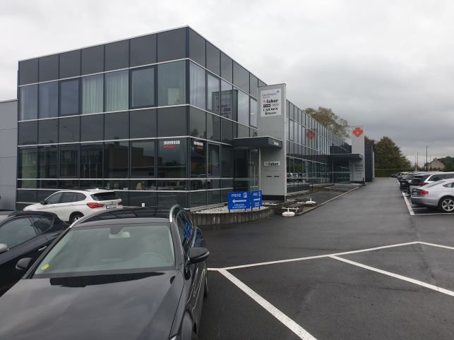 Offices & warehouse to let Merelbeke Ghent
