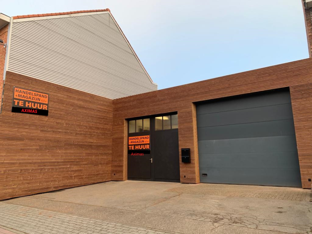 Warehouse to let in Leuven