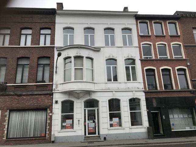Kantoren te koop aan het Station van Mechelen