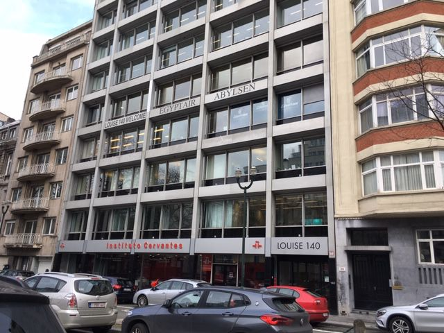 Offices to let in Brussels Avenue Louise
