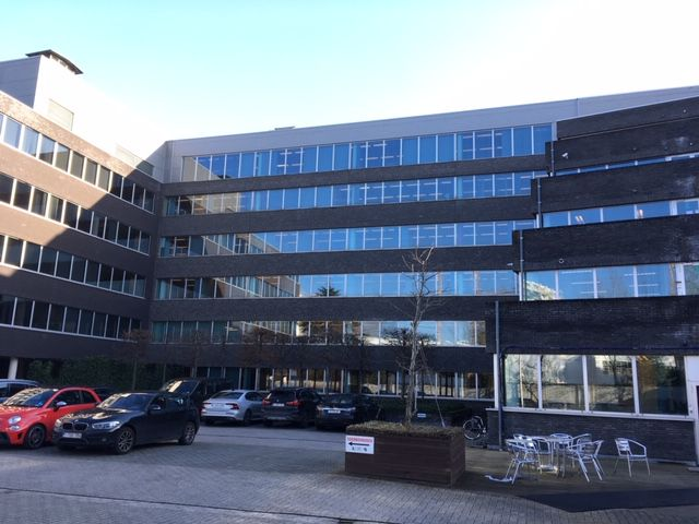 Offices to let in Antwerp Leman