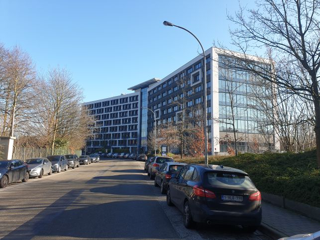 Office space for rent in Ghent | Schelde II