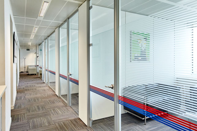 Office to let in Brussels European business district