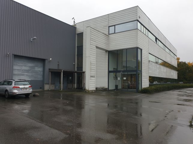 Warehouse & Offices to let in Antwerp Wommelgem