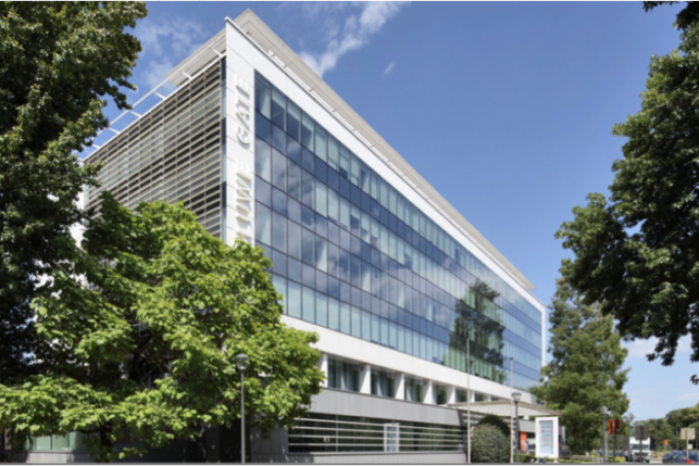 Prime offices to let in Brussels Woluwe