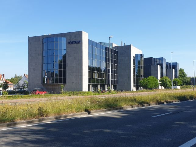 Offices to rent in the Zwijnaarde Technology park in Ghent