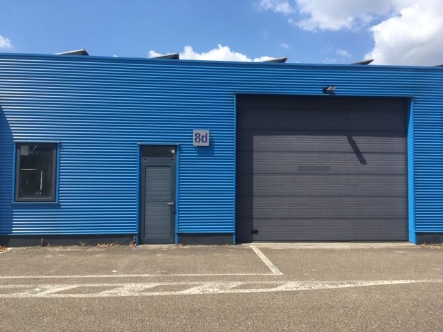 Warehouse-units to let in Herentals