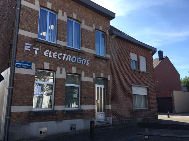 Officeblock for sale in Melsbroek near Zaventem