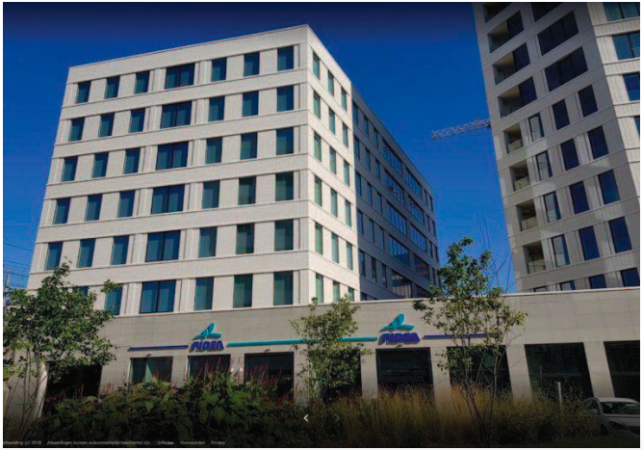 Offices to let near Antwerp central station