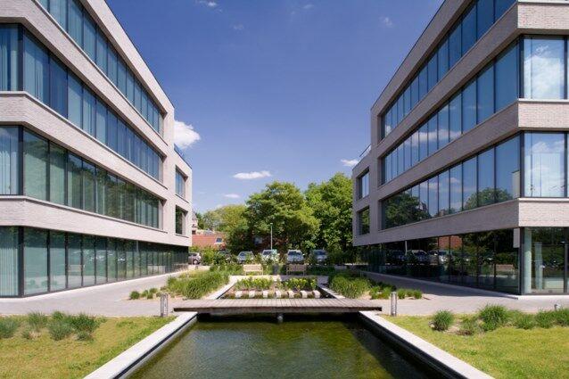 Kantoren te huur langs E19 in Mechelen-Noord