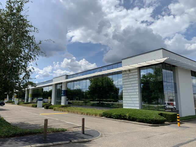 Office space rental in Zaventem near the Brussels airport