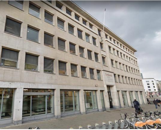 Kantoren te huur vlakbij het Centraal Station in Brussel