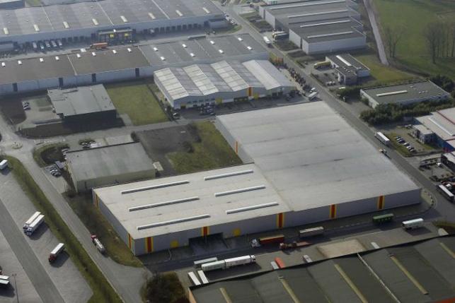 Logistieke bedrijfsruimte te huur Transportzone Meer