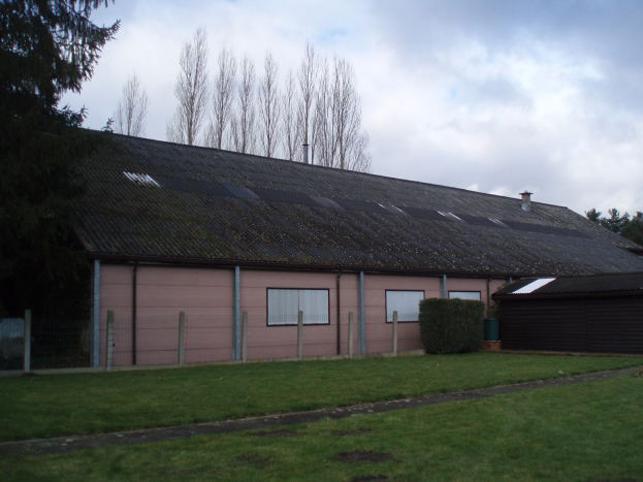 Industrieel gebouw te huur in Aarschot
