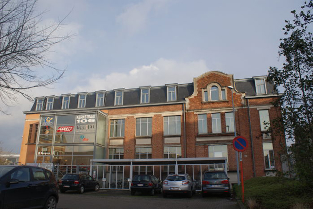 Offices to let Ghent business centre