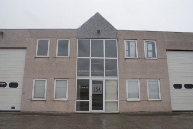 Warehouse & Offices to let in business park Drongen Ghent
