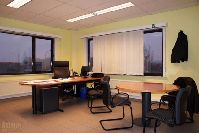 Haasrode Ambachtelijke Zone - Kantoren te huur in Leuven