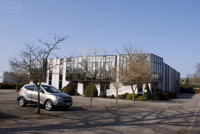 Haasrode research park Leuven | Offices with warehouse for rent