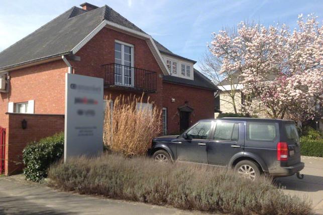 Haasrode Research Park   Leuven   Kantoor villa   Te koop