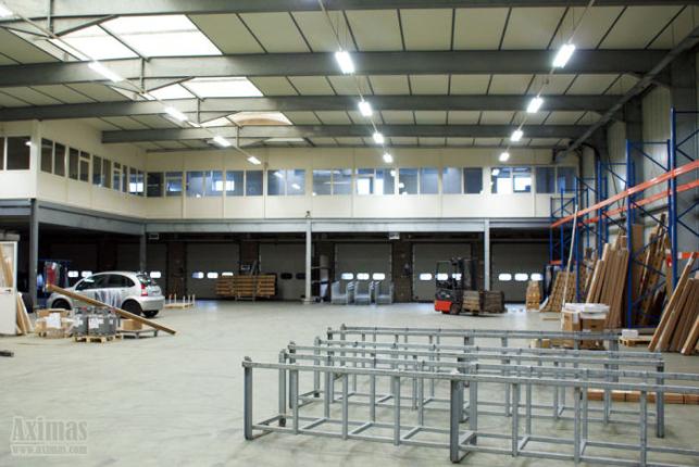 Distribution warehouse for sale E40 Leuven Brussels
